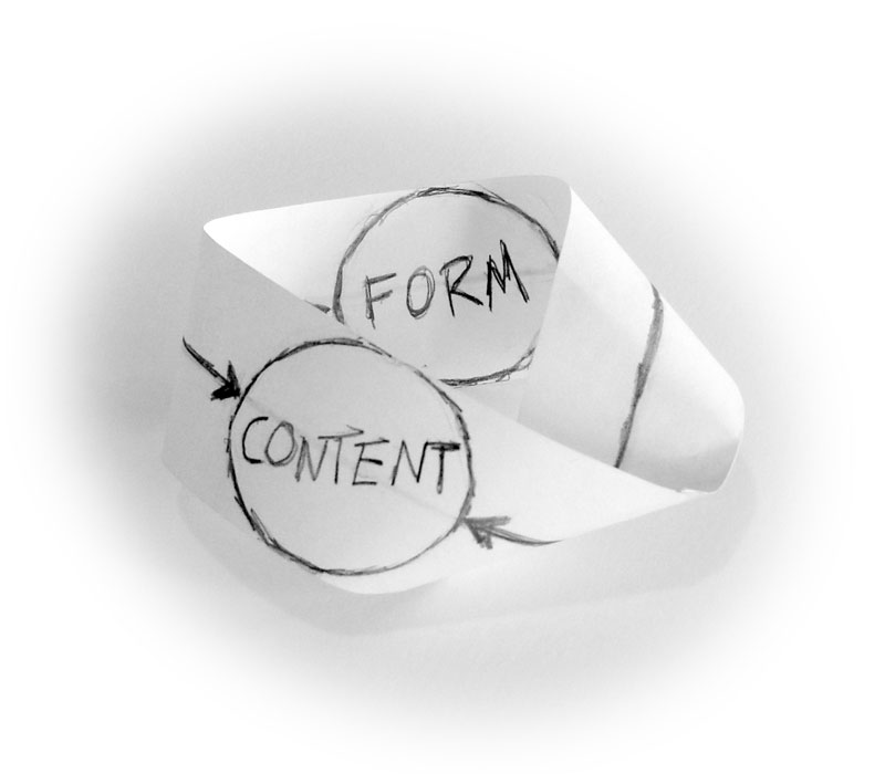 Content and form of an essay